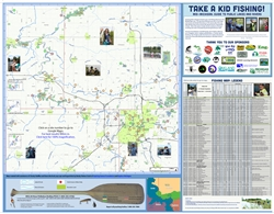 Take a Kid Fishing! MID-MICHIGAN: Guide to public lakes and rivers